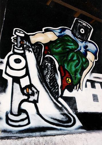 Copyright Jay Meer - skateparkart.com