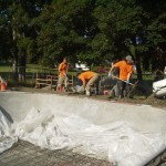 Delridge progress July 2011 1